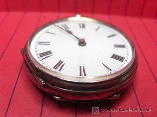 Relojes de bolsillo: ,,,EXHIBITION PHILADELPHIA 1876,,,RELOJ DE BOLSILLO LLAVERO. ( B -190 ) . - Foto 3 - 24685712