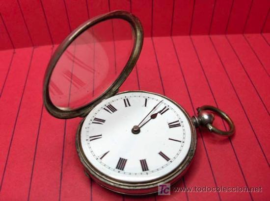 Relojes de bolsillo: ,,,EXHIBITION PHILADELPHIA 1876,,,RELOJ DE BOLSILLO LLAVERO. ( B -190 ) . - Foto 4 - 24685712