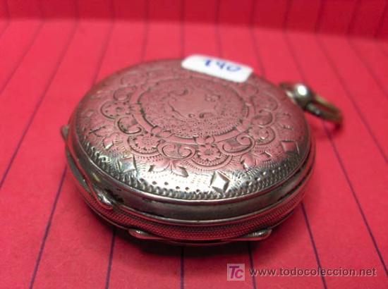 Relojes de bolsillo: ,,,EXHIBITION PHILADELPHIA 1876,,,RELOJ DE BOLSILLO LLAVERO. ( B -190 ) . - Foto 5 - 24685712
