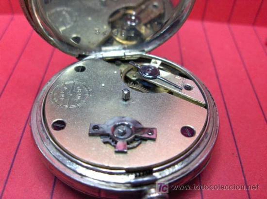 Relojes de bolsillo: ,,,EXHIBITION PHILADELPHIA 1876,,,RELOJ DE BOLSILLO LLAVERO. ( B -190 ) . - Foto 8 - 24685712