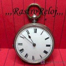 Relojes de bolsillo: ,,,EXHIBITION PHILADELPHIA 1876,,,RELOJ DE BOLSILLO LLAVERO. ( B -190 ) .. Lote 24685712
