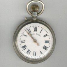 Relojes de bolsillo: ANTIGUO RELOJ ROSKOPF, EN FUNCIONAMIENTO. Lote 26590557