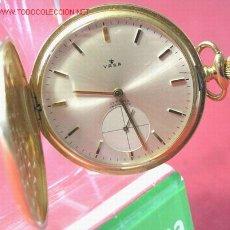 Relojes de bolsillo: RELOJ DE BOLSILLO DE TRES TAPAS VASA. Lote 12286421