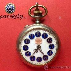 Relojes de bolsillo: ,,,CRONOMETRO 1ª- VERDAD,,,ALPACA,,. ( B - 29 ).. Lote 25602059