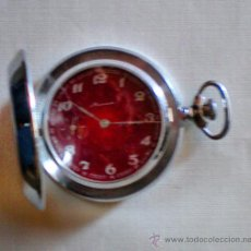 Relojes de bolsillo: RELOJ SOVIETICO IMPECABLE.SIN USO. Lote 26505937