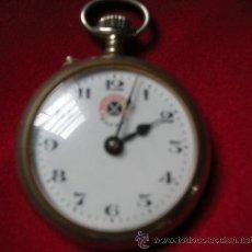 Relojes de bolsillo: ROSSKOPF PATENT-- CON PULSADOR PARA CAMBIAR LA HORA--FUNCIONA--. Lote 26141724