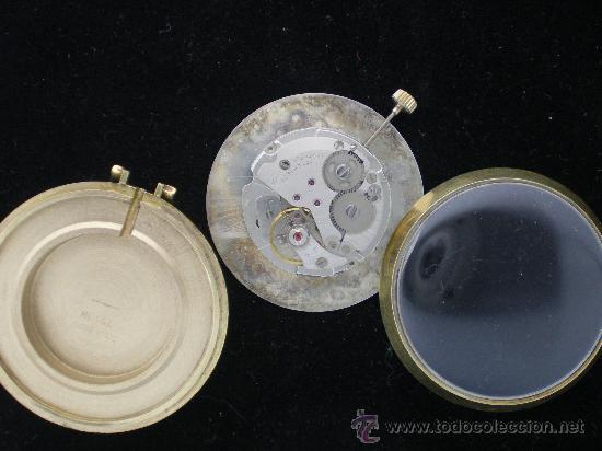 Relojes de bolsillo: BOLSILLO METAL CHAPADO RICHARD. - Foto 2 - 26669665