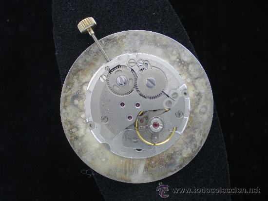 Relojes de bolsillo: BOLSILLO METAL CHAPADO RICHARD. - Foto 3 - 26669665