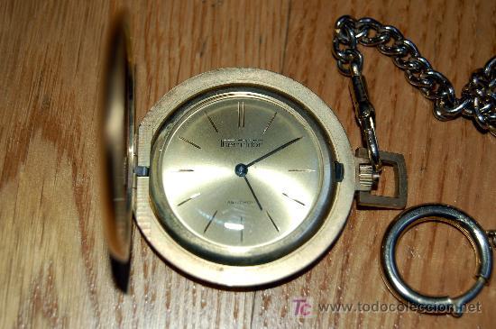Relojes de bolsillo: RELOJ DE BOLSILLO THERMIDOR - FUNCIONANDO - Foto 2 - 27405974