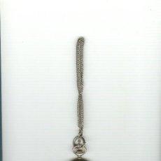 Relojes de bolsillo: BONITO RELOJ DE PLATA FUNCIONANDO MARCA GAMBETTA A CLASIFICAR DIÁMETRO: 40 MM.. Lote 23326879