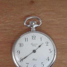 Relojes de bolsillo: RELOJ DE BOLSILLO FORSAN PARIS. Lote 13053294