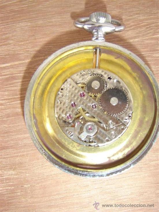 Relojes de bolsillo: reloj de bolsillo Forsan Paris - Foto 3 - 13053294