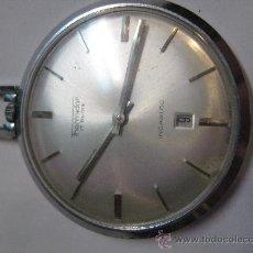 Relojes de bolsillo: RELOJ DE BOLSILLO - THERMIDOR INCABLOC. Lote 26513109