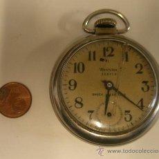 Relojes de bolsillo: RELOJ DE BOLSILLO, WESTCLOX, SCOTTY, NO FUNCIONA. Lote 25509085