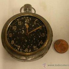 Relojes de bolsillo: RELOJ DE BOLSILLO Ó DESPERTADOR, INCOMPLETO, FUNCIONA A RATOS. Lote 23699148