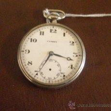 Relojes de bolsillo: RELOJ DE BOLSILLO CIMEX, SUIZO, FALTA SEGUNDERO, NO FUNCIONA. Lote 26396407