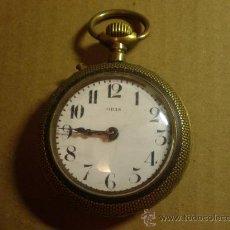 Relojes de bolsillo: RELOJ DE BOLSILLO ORIS,REGULADOR PATENT. Lote 27396849