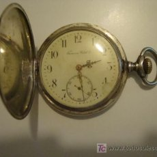 Relojes de bolsillo: ANTIGUO RELOJ DE BOLSILLO TAVANNES WACTH CO . Lote 20050199