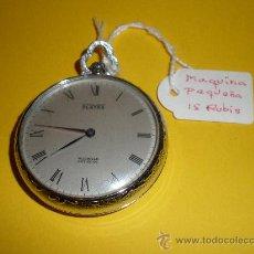 Relojes de bolsillo: RELOJ DE BOLSILLO MARCA PLAYKA.. Lote 21357817