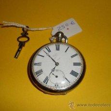 Relojes de bolsillo: RELOJ DE BOLSILLO MARCA FARO. Lote 23535226