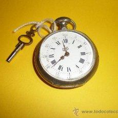 Relojes de bolsillo: RELOJ DE BOLSILLO MUY ANTIGUO. Lote 21376057