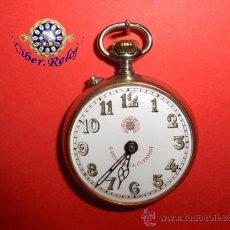Relojes de bolsillo: ,,,ROSSKOPF PATENT,,,RELOJ DE BOLSILLO ALPACA,,,FUNCIONANDO Y EN HORA. ( B - 54 ).. Lote 23646247