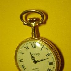 Relojes de bolsillo: RELOJ DE BOLSILLO A CUERDA MARCA THERMIDOR. Lote 23965005