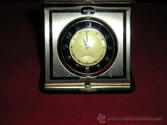 PRECIOSO RELOJ DE BOLSILLO EN SU ESTUCHE (Relojes - Bolsillo Carga Manual)