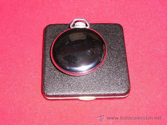 Relojes de bolsillo: PRECIOSO RELOJ DE BOLSILLO EN SU ESTUCHE - Foto 4 - 26690146