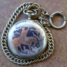 Relojes de bolsillo: ANTIGUO RELOJ DE BOLSILLO. Lote 26848168