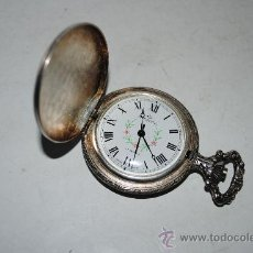 Relojes de bolsillo: RELOJ DE BOLSILLO CONTINENTAL FUNCIONANDO. Lote 29184436