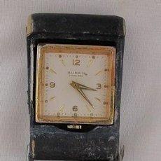 Relojes de bolsillo: RELOJ DE VIAJE ANTIGUO BUREN GRAND PRIX. Lote 30135927