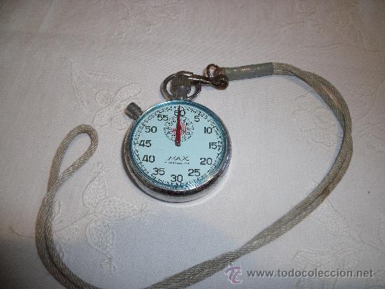 CRONOMETRO SUIZO (Relojes - Bolsillo Carga Manual)