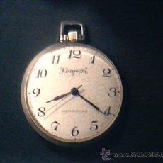 Relojes de bolsillo: RELOJ KORYVENT.. Lote 30379874