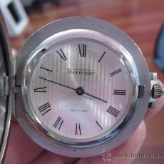 Relojes de bolsillo: RELOJ DE BOLSILLO THERMIDOR CARGA MANUAL - FUNCIONANDO. Lote 30969437