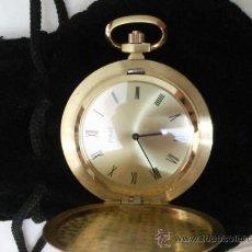 Relojes de bolsillo: RELOJ DE ORO DE BOLSILLO PIAGET. Lote 30974402