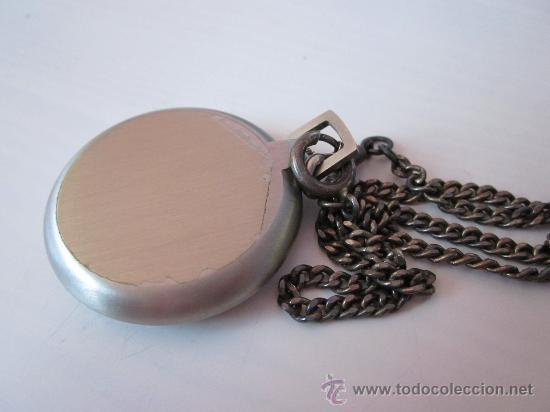 Relojes de bolsillo: RELOJ DE BOLSILLO THERMIDOR CARGA MANUAL - FUNCIONANDO - Foto 3 - 30969437