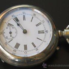 Relojes de bolsillo: MAGNIFICO RELOJ BOLSILLO PERFECTO FUNCIONAMIENTO. Lote 90349414