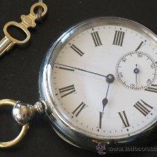 Relojes de bolsillo: MAGNIFICO RELOJ BOLSILLO - LLAVE - BEAUCOURT - FUNCIONA PERFECTAMENTE.. Lote 31240168