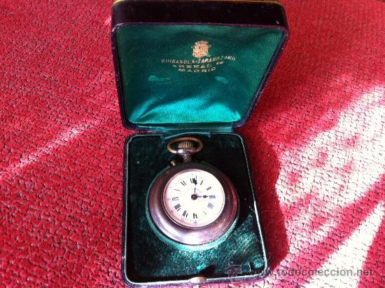 RELOJ DE BOLSILLO ROSKOPF. FINALES DEL SIGLO XIX (Relojes - Bolsillo Carga Manual)