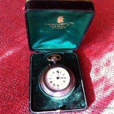 Relojes de bolsillo: RELOJ DE BOLSILLO ROSKOPF. FINALES DEL SIGLO XIX. Lote 31333773