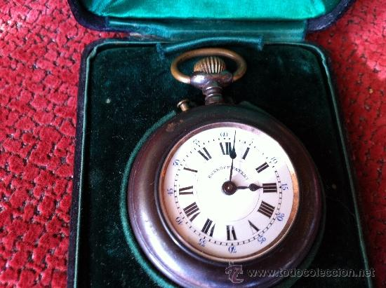 Relojes de bolsillo: RELOJ DE BOLSILLO ROSKOPF. FINALES DEL SIGLO XIX - Foto 2 - 31333773