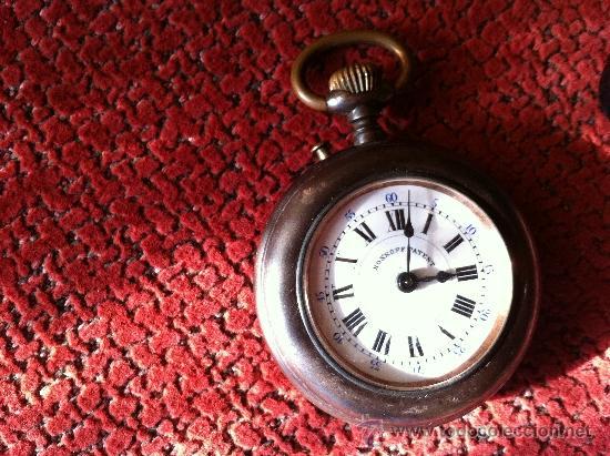 Relojes de bolsillo: RELOJ DE BOLSILLO ROSKOPF. FINALES DEL SIGLO XIX - Foto 3 - 31333773