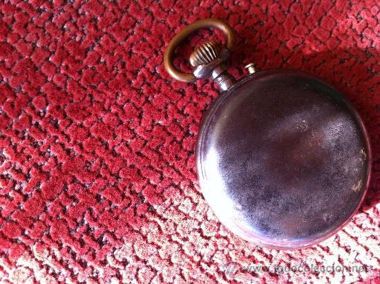 Relojes de bolsillo: RELOJ DE BOLSILLO ROSKOPF. FINALES DEL SIGLO XIX - Foto 5 - 31333773