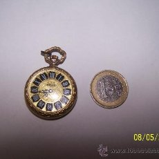 Relojes de bolsillo: RELOJ ERVIL MECANICO. Lote 31795031