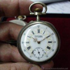 """Relojes de bolsillo: BONITO RELOJ DE BOLSILLO """" TOURNADRE """" - DE PLATA . Lote 31959524"""