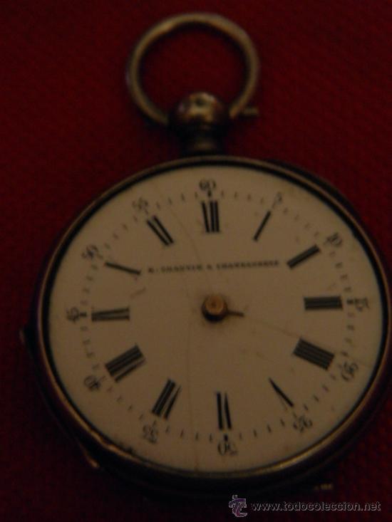 Relojes de bolsillo: LOTE DE RELOJES Y PIEZAS - Foto 9 - 31959753