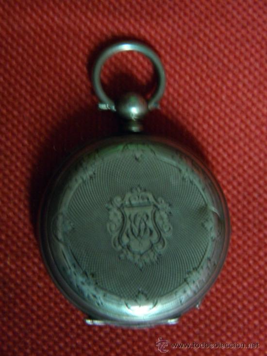 Relojes de bolsillo: LOTE DE RELOJES Y PIEZAS - Foto 10 - 31959753