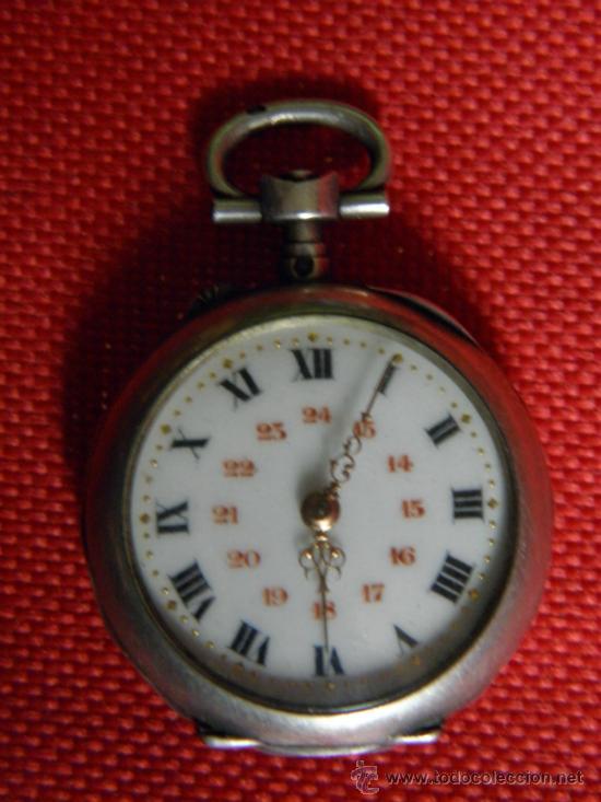Relojes de bolsillo: LOTE DE RELOJES Y PIEZAS - Foto 11 - 31959753