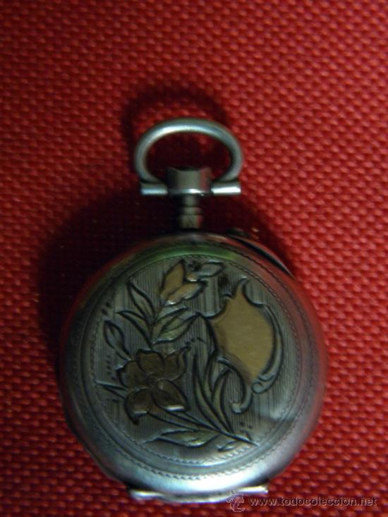 Relojes de bolsillo: LOTE DE RELOJES Y PIEZAS - Foto 12 - 31959753